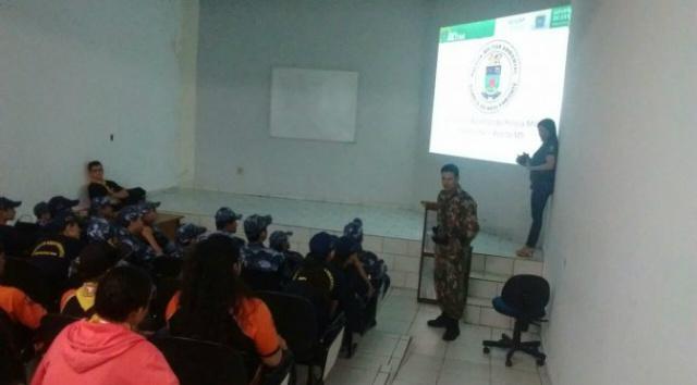 PMA de Bonito e parceiros realizam Educação Ambiental para 71 mirins -