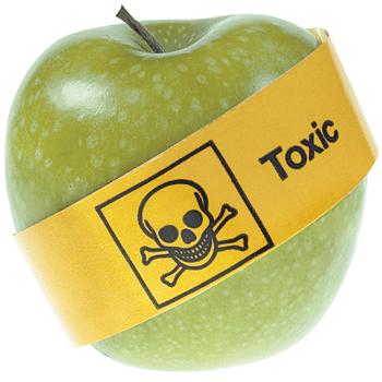 Lista de alimentos com agrotóxicos é divulgada pela Anvisa -