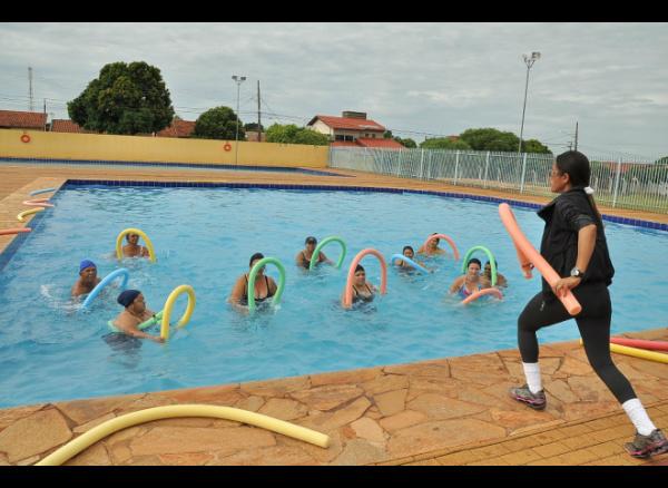 A grande novidade é que será aberta a temporada das atividades aquáticas, no mês de setembro. - Crédito: Foto: Divulgação