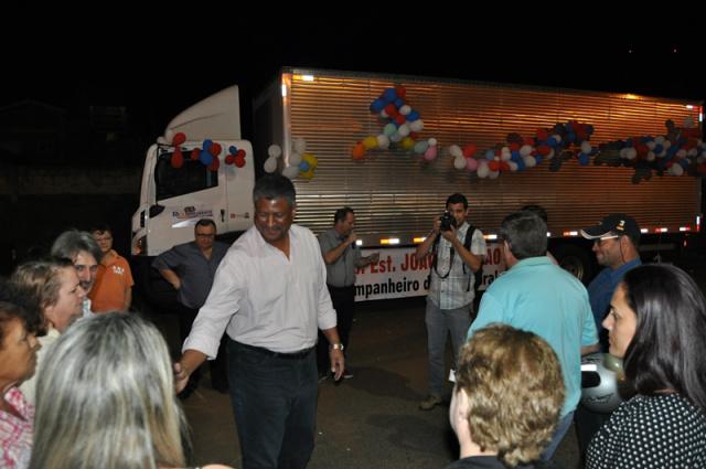 Foto: Assessoria de Comunicação da Prefeitura de Rio Brilhante -
