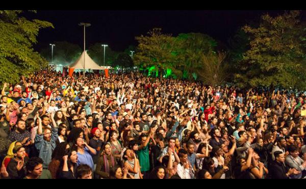 A maioria das atividades aconteceu na Praça da Liberdade. - Crédito: Foto: Divulgação