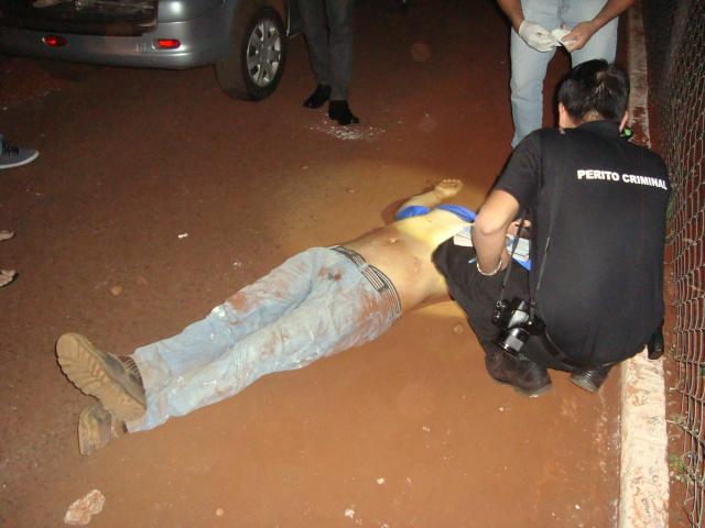 Daniel morreu antes da chegada so socorro Foto: Cido Costa/Douradosagora -