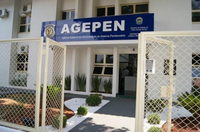 Segundo Agepen, em MS são 45 unidades prisionais e o sinal de celular é um dos problemas  na segurança. - Crédito: Foto: Divulgação