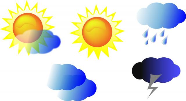 Sexta-feira tem previsão de muito calor e tempo seco em todo MS -