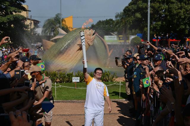 Jogos Olímpicos devem atrair estrangeiros para Mato Grosso do Sul - Crédito: Foto: Bolivar Porto