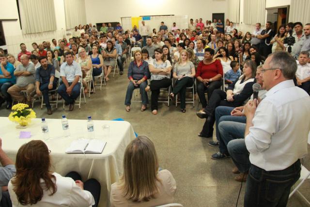 Em convenção PSDB escolhe seu candidato para disputar pleito no dia 2 de outubro. - Crédito: Fotos: Paulo César