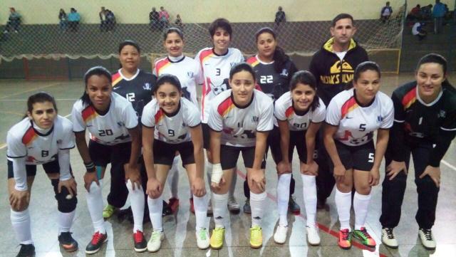 A equipe da SECC-A tem pela frente na final o forte time do Raça União. - Crédito: Foto: Divulgação