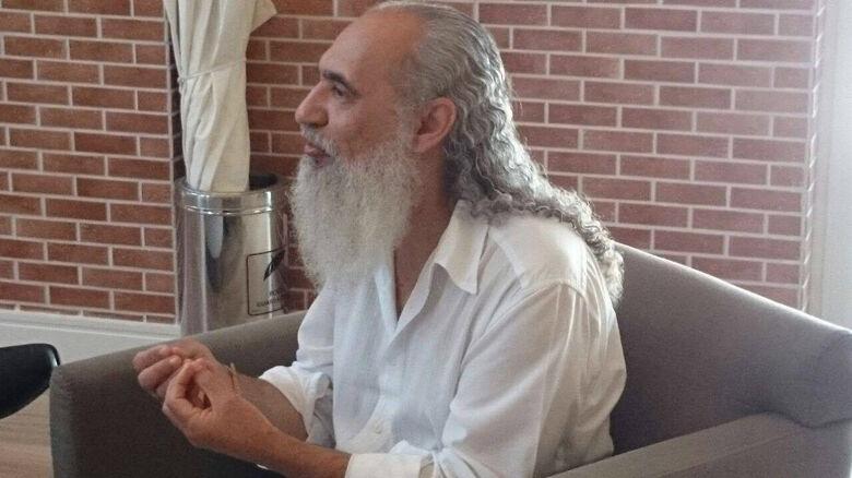 O guru brasileiro Prem Baba, esteve por uma semana em Rio Branco - Crédito: AC