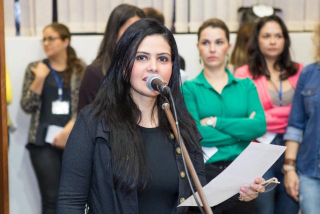 Grazielle Machado defende a criação de clínicas-escolas para autistas -
