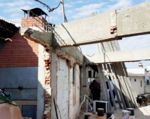 "Pavilhão ""de luxo"" que abrigava narcotraficante foi demolido - Crédito: Foto: ABC Color"