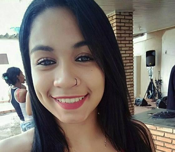 Victoria foi morta com três tiros - Crédito: Foto: Reprodução/Facebook