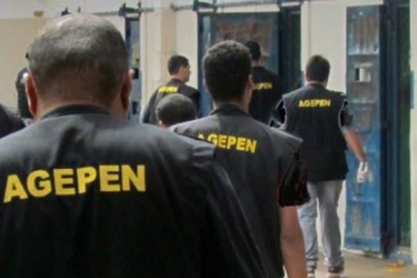Agentes penitenciários de MS atuam no limite -