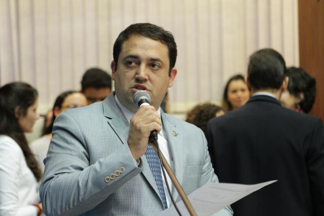 Deputado estadual Marcio Fernandes - Crédito: PMDB