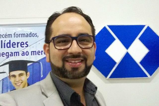 Valdir Pereira será o palestrante do Despertar para o Trabalho. - Crédito: Foto: Divulgação