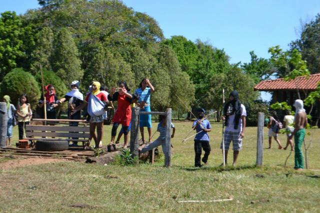 Em Caarapó pelo menos 11 propriedades foram invadidas e proprietários pediram reintegração de posse. - Crédito: Foto: Caarapó News