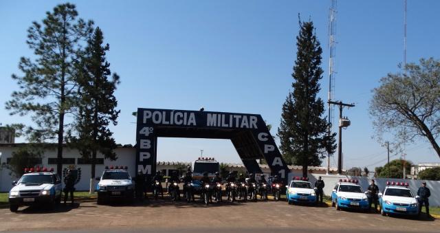Corrida Rústica terá largada em frente ao 4 BPM em Ponta Porã. - Crédito: Foto: Divulgação