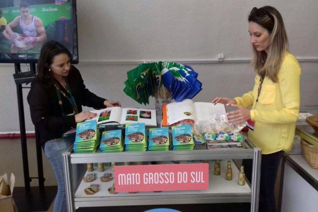 Turismo sul-mato-grossense em destaque no Rio Media Center - Crédito: Foto: Bolivar Porto