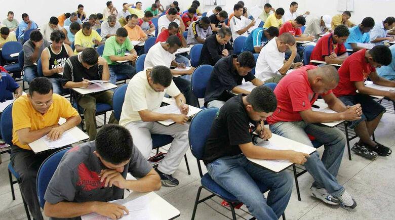 Os candidatos serão submetidos às Provas Escrita e de Títulos. - Crédito: Foto: Divulgação