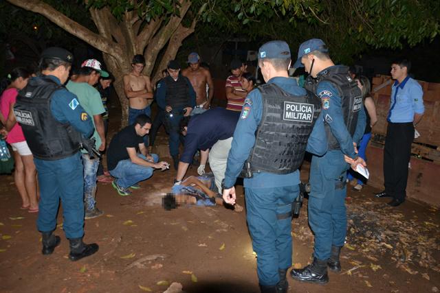 Vítima teria sido morta por engano, segundo a Polícia, e familiares pedem ajuda de para custear sepultamento em Ponta Porã. - Crédito: Foto: PorãNews