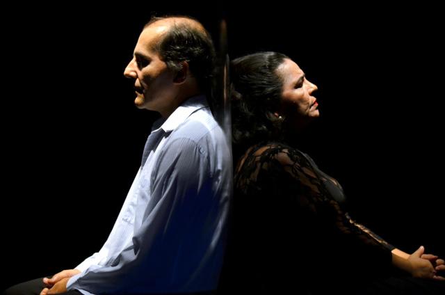 """Espetáculo """"Cheiro de Chuva"""" do Núcleo Cena Viva de Dourados vai ser encenado no Circuito Sul-Mato-Grossense de Teatro. - Crédito: Foto: Divulgação"""