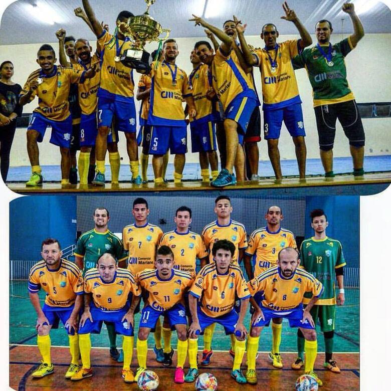 Equipe de Dourados é vice-campeã -