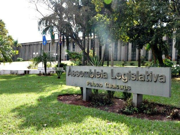 Esse e o primeiro concurso da Assembléia Legislativa de MS. - Crédito: Foto: Divulgação