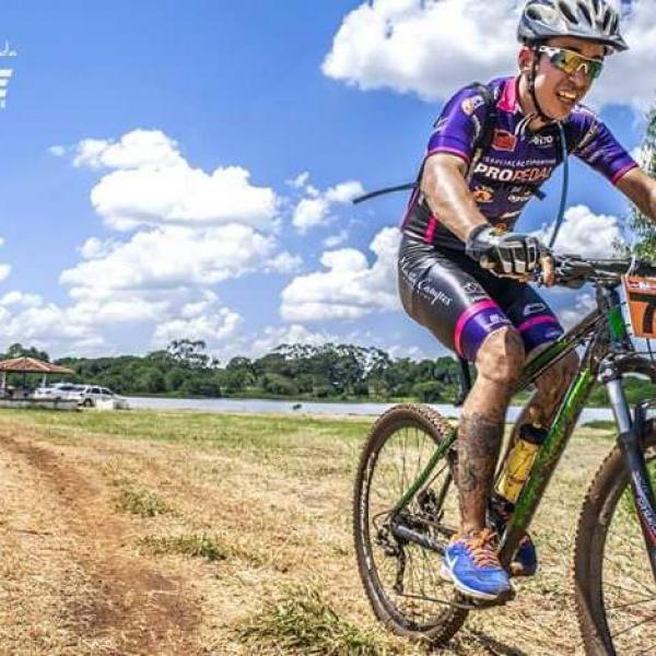 Cleiton Lopes Moraes  optou a algum tempo por esse esporte. - Crédito: Foto: Divulgação