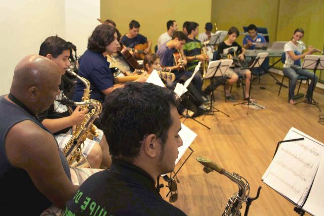 Festival Douradense de Música oferece a Dourados e região, formação artística de excelência, opor-tunizando a troca de experiências. - Crédito: Foto: Divulgação
