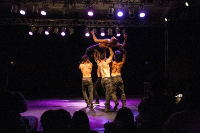 Grupo Kahal abre a 10ª Edição da Semana Pra Dança 2016 -