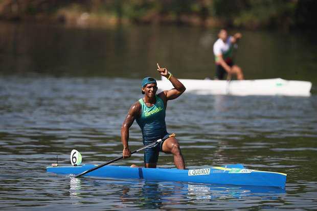 O atleta baiano poderá se despedir dos Jogos Olímpicos com três medalhas. - Crédito: Divulgação