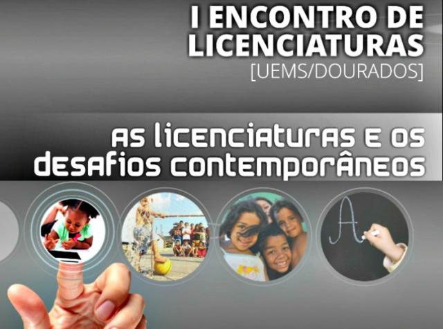Inscrições abertas para o I Encontro de Licenciaturas da UEMS em Dourados -