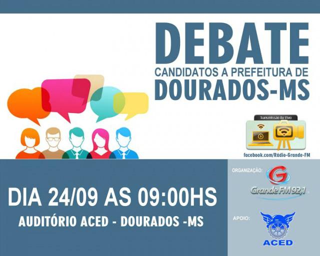Debate na Aced -