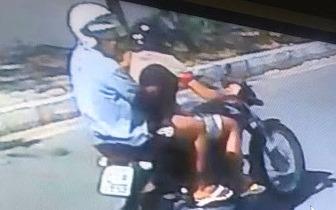 Bandidos derrubam douradense para roubar bolsa -