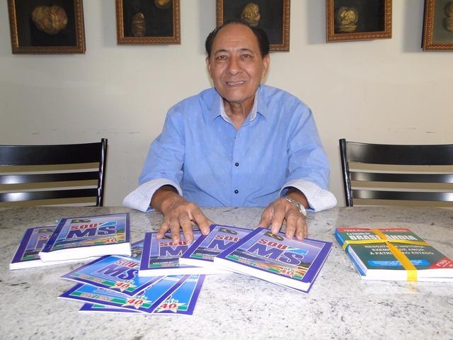 O escritor Arthur Jorge do Amaral - Foto: divulgação -