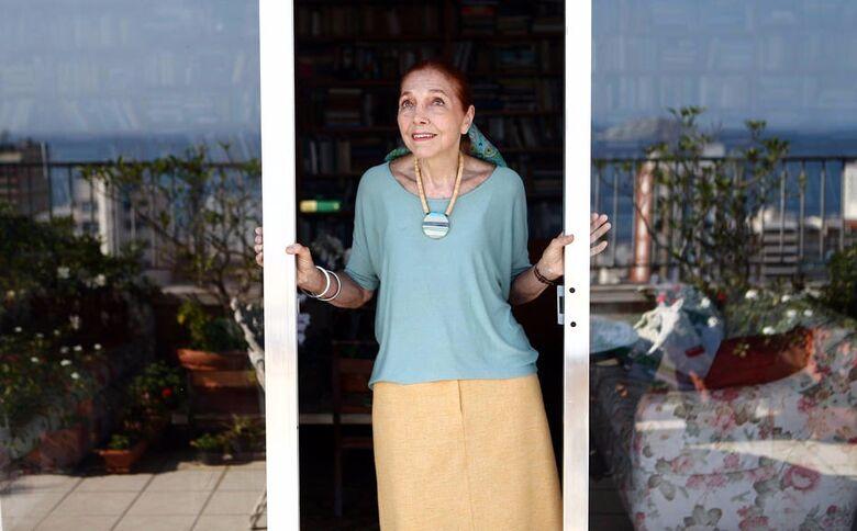 """Marina Colasanti escreve livros para todas as idades. Para o ano que vem sai, """"Mais Longa Vida e """"Classificados e Nem Tanto 2"""" -"""