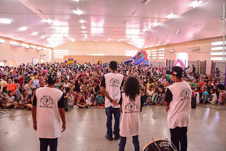 Prefeitura realiza tradicional Festa do Dia das Crianças -