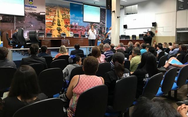 TCE-MS realiza audiência pública sobre Educação em