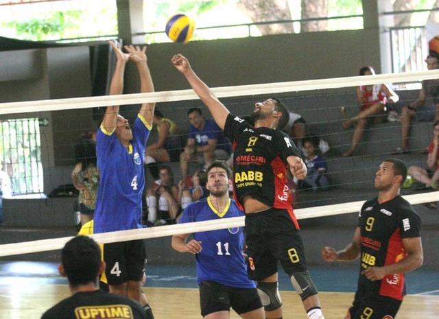 Copa Cidade de voleibol começa semana com mais três jogos hoje em Campo Grande -