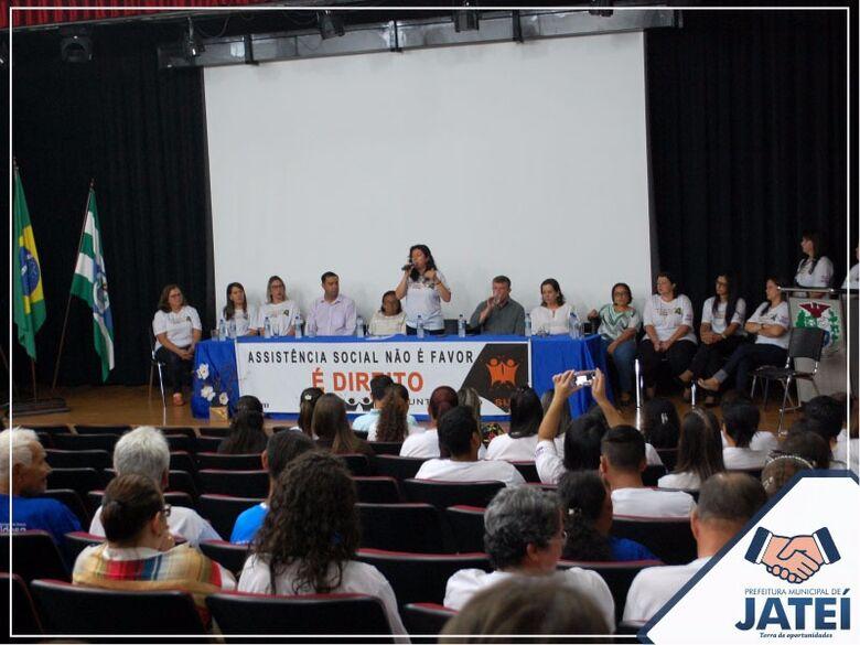 Audiência Pública em Jateí foi realizada sexta-feira - Crédito: 1º
