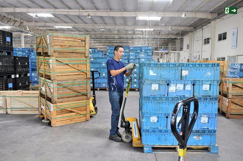 A produção das indústrias sul-mato-grossense voltou a avançar no mês de outubro deste ano -