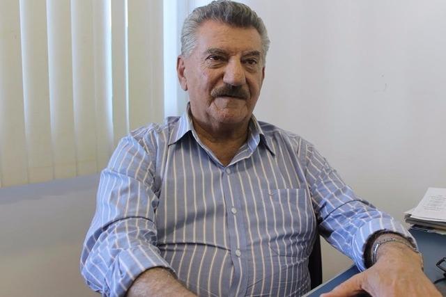 Ex- secretário de Planejamento da prefeitura de Dourados, José Elias Moreira - Crédito: Foto: Folha de Dourados