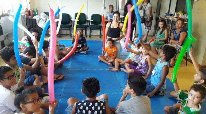 Biblioteca Isaias Paim recebe inscrições de crianças para 2° Carnateca -