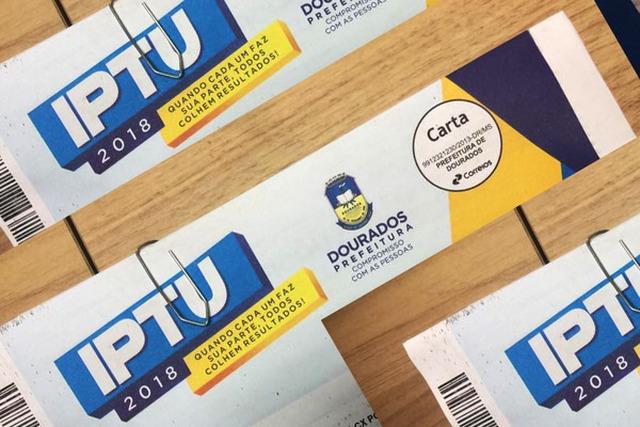 IPTU pago em dia dá descontos de 10% a 30% em Dourados -