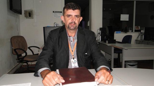 Flávio Roberto desenvolve atividades de prevenção ao uso de drogas nas escolas - Foto; Redação  -