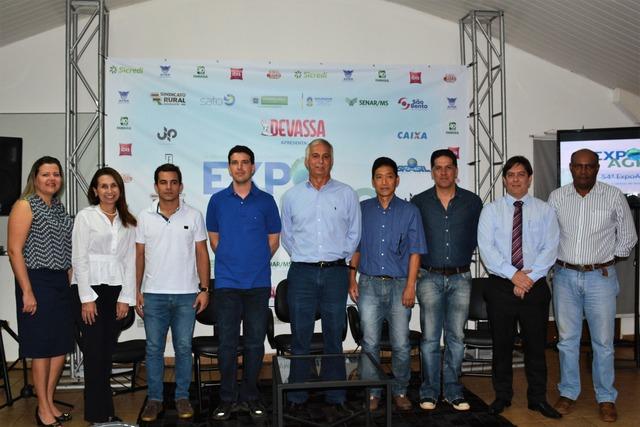 54ª Expoagro traz palestras, shows e fomenta o agronegócio em MS -