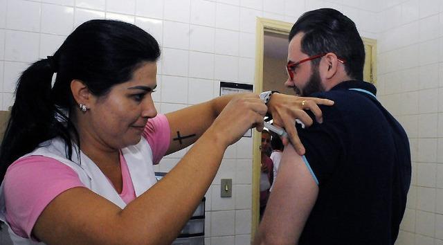 Estado pretende imunizar, pelo menos, 90% do público-alvo contra a Influenza -