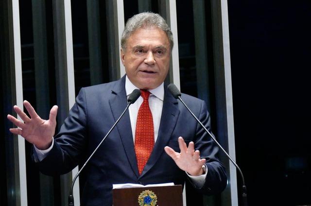 O senador e presidenciável Álvaro Dias - Foto: divulgação -