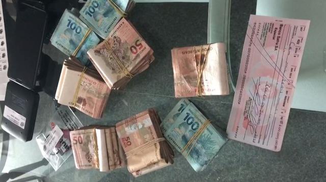 Em Dourados existe a informação a PF fez apreensão em dinheiro - Crédito: Foto: divulgação