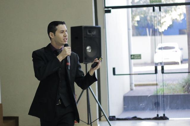 consultor empresarial e coach, Leandro Camilo ministrará palestra na Aced - Foto: divulgação -