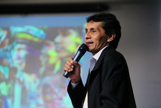 Coordenador da Funai em Dourados Fernando de Souza faz mapeamento de famílias acolhedoras - Agencia Camara -